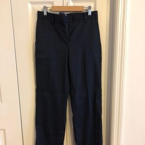 NWT Navy Gap Perfect Trousers